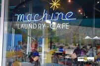 Machine Laundry Cafe