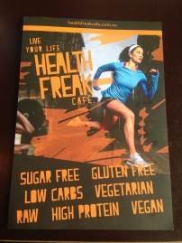 Health Freak Cafe