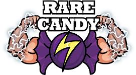 Rare Candy Logo