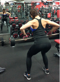 BB Bent Over Rows